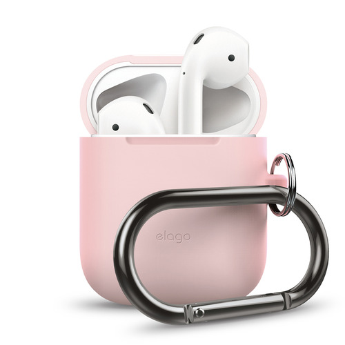 Airpods Case / hang - Lovely pink
