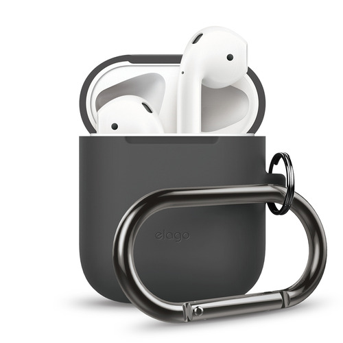 Airpods Case / hang - Dark Gray