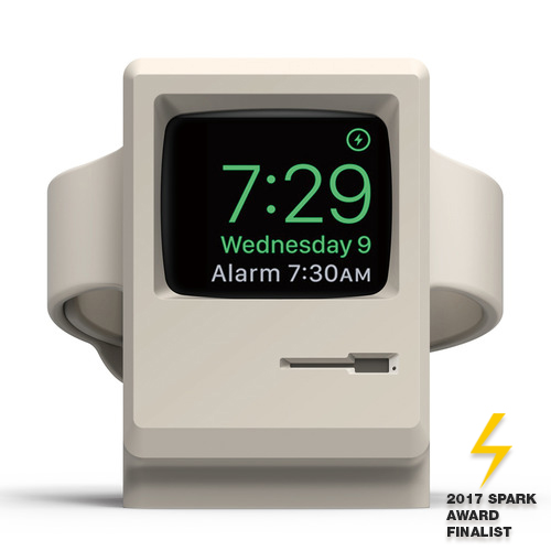 W3 Stand for Apple watch (1,2,3,4 세대 공용)- White