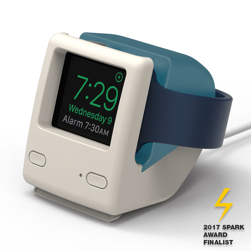 W4 Stand for Apple watch (1,2,3 세대 공용)- Aqua Blue