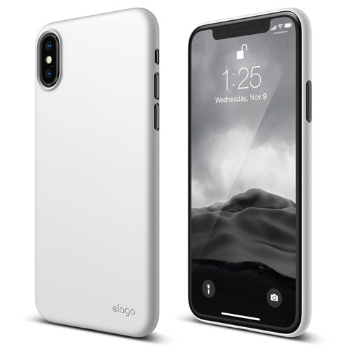 IPhone X Inner Core case - White