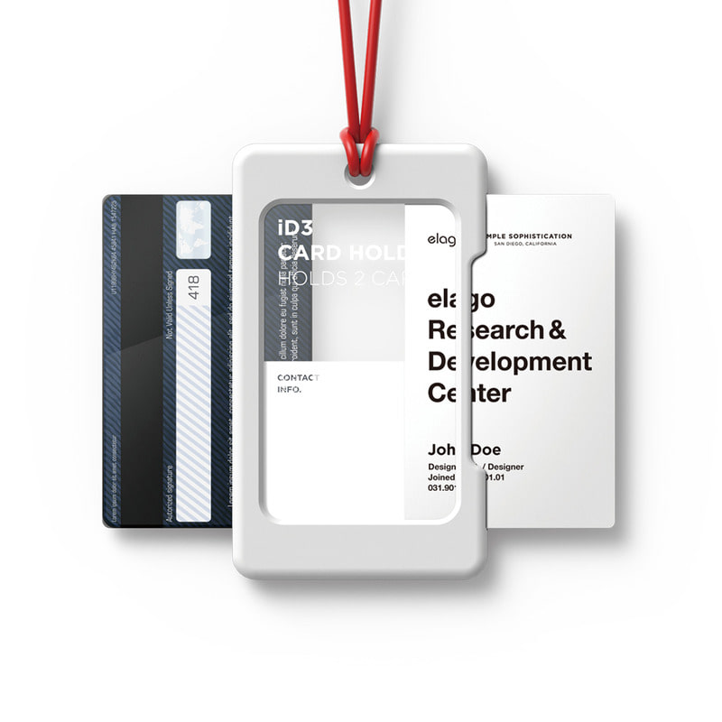 [B2B]ID3 ID Card Holder