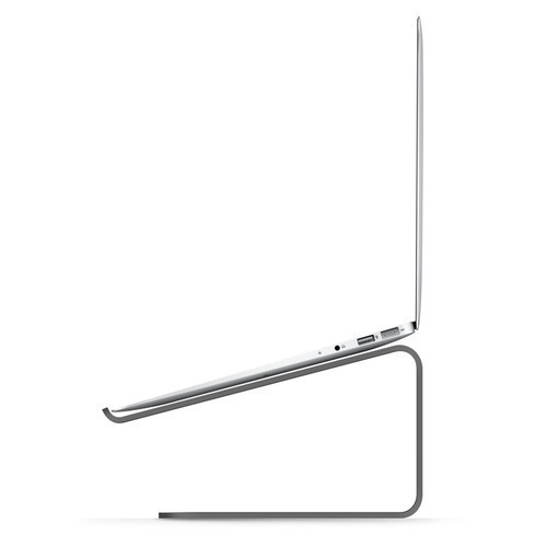 L2 Stand for Laptop Computer - Black