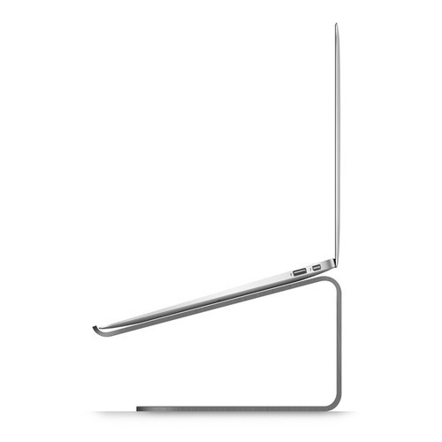 L2 Stand for Laptop Computer - Dark Gray
